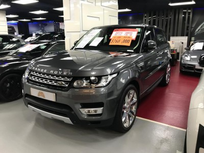 Land Rover RRS 3.0 SC