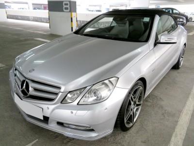 Mercedes-Benz E200 CABRIOLET