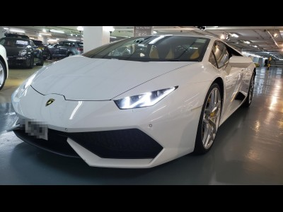 Lamborghini LP 610 4 huracan