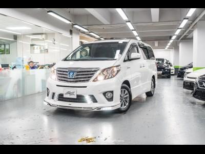 豐田 Alphard 2.4 Hybrid SRC