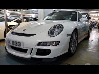 保时捷 911 997 gt3