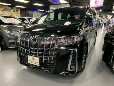 豐田 ALPHARD 3.5 EXECUTIVE LOUNGE S