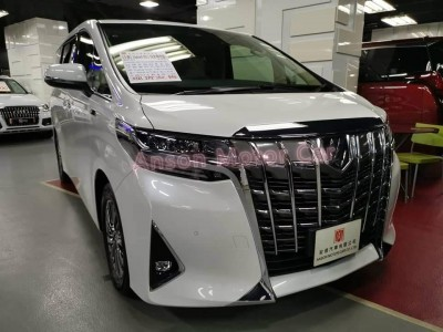 豐田 ALPHARD 3.5 ROYAL LOUNGE