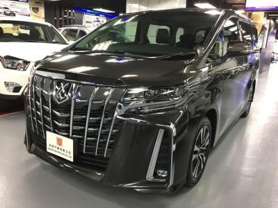 豐田 ALPHARD FACELIFT 3.5 SC