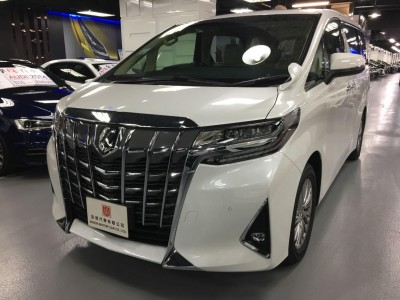 豐田 ALPHARD 3.5 GF