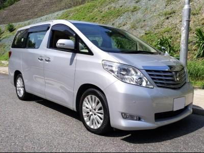 豐田 ALPHARD 350