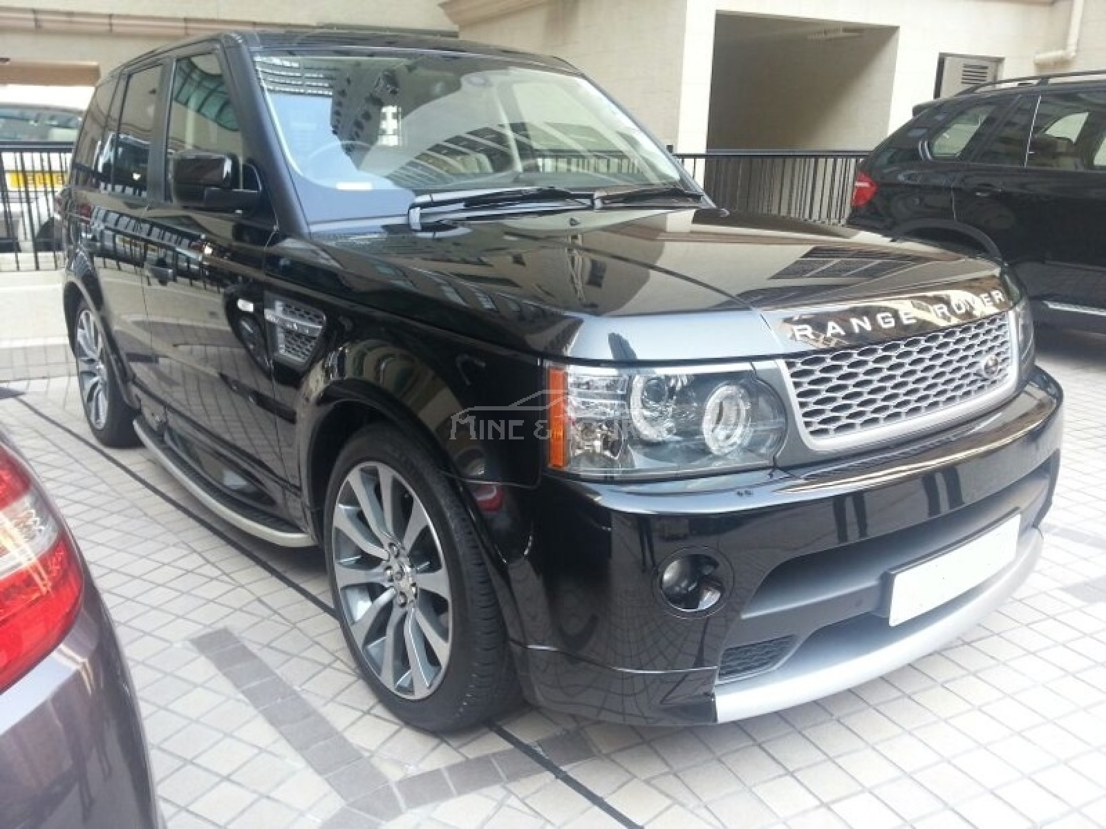 Land Rover Range Rover Sport S/C 5.0 Autobiography (923)