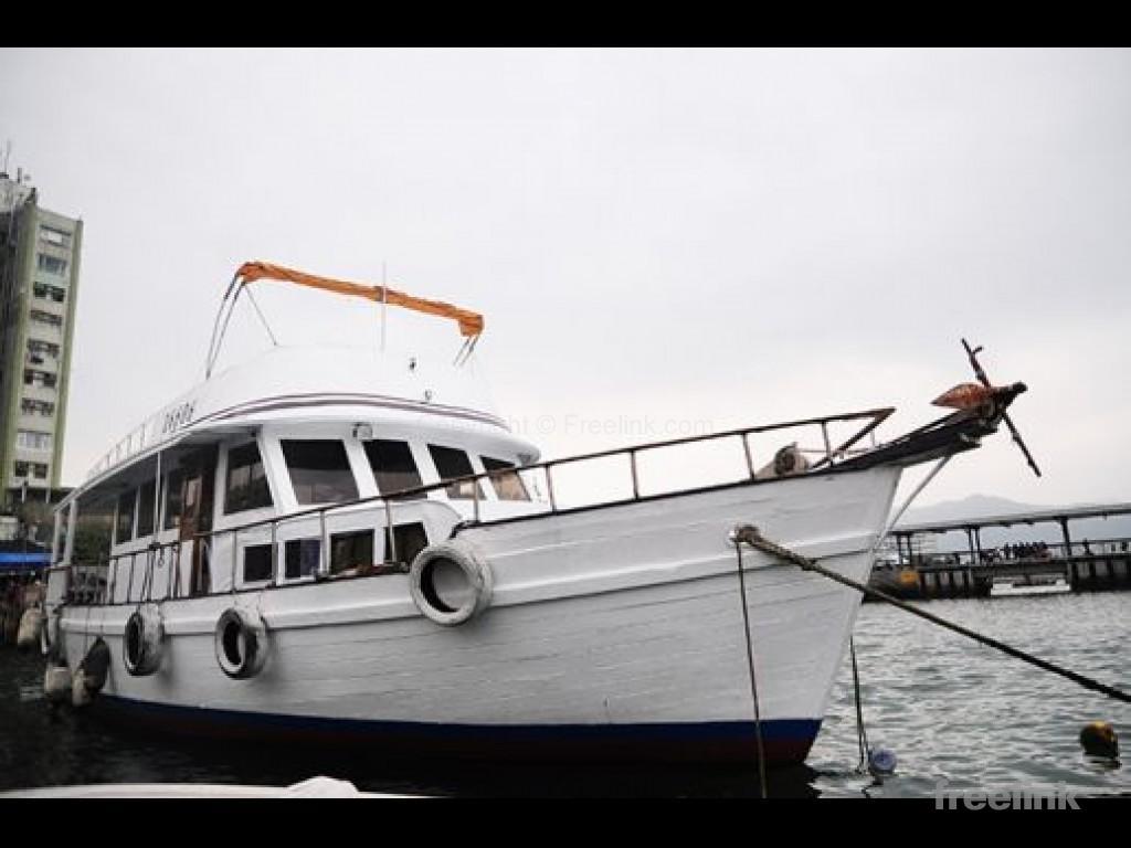 西式 木船