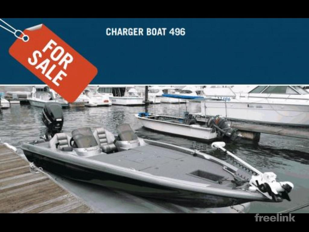 Charger Bass Boat