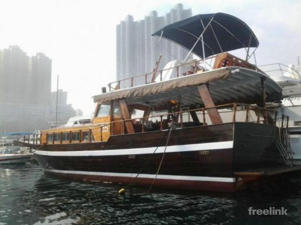 中式 遊艇