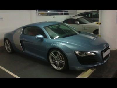 Audi R8 4.2 V8 R-Tronic (1219)