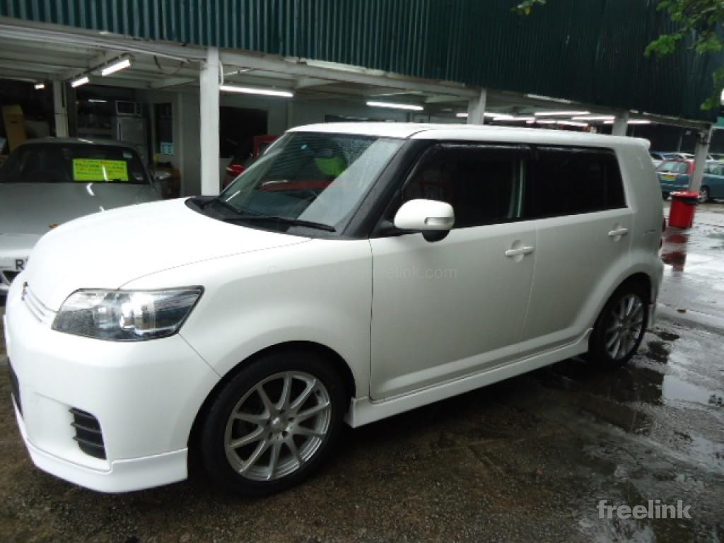 Toyota RUMION