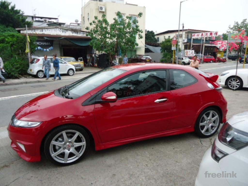 Honda Civic TYPE R FN2