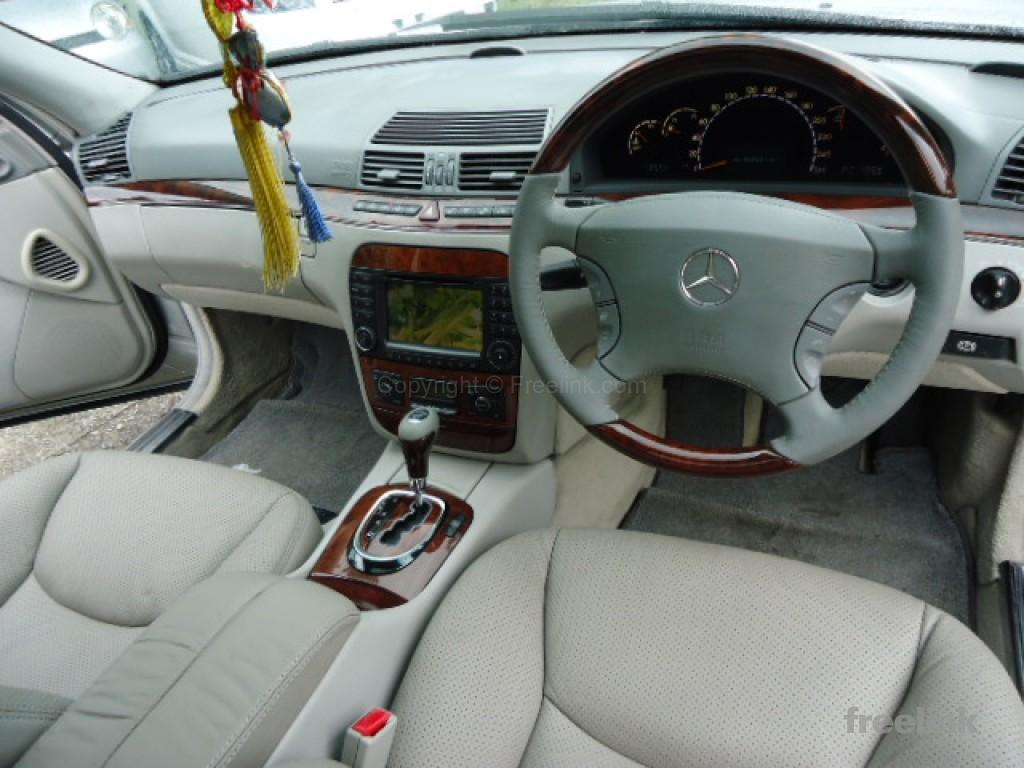 Mercedes-Benz S350L