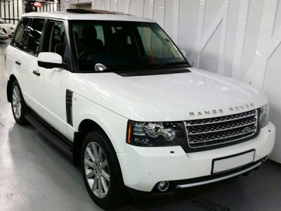 Rover Range Rover 5.0 Supercharged