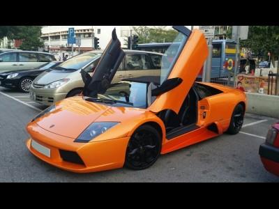 Lamborghini Murcielago Roadster MT (0467)