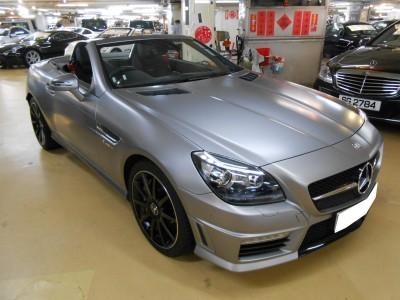 Mercedes-Benz SLK55 AMG Designo