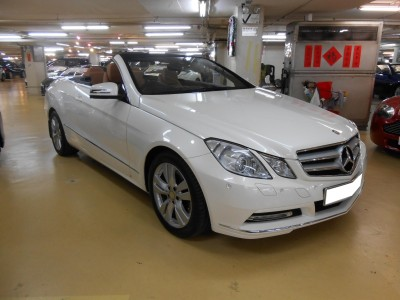 Mercedes-Benz E350 Convertible