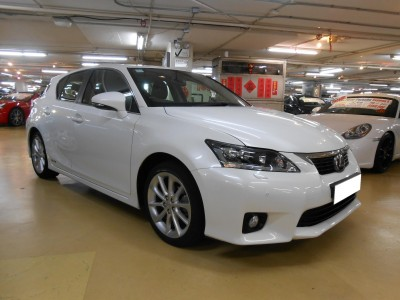Lexus CT200H Ultimate Edition