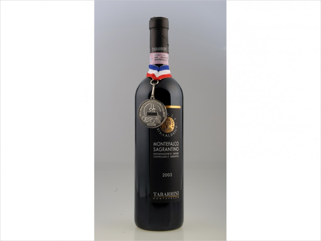 Montefalco Sagrantino Colle Grimaldesco (蒙第花羅 桑嬌添勞 科爾) DOCG