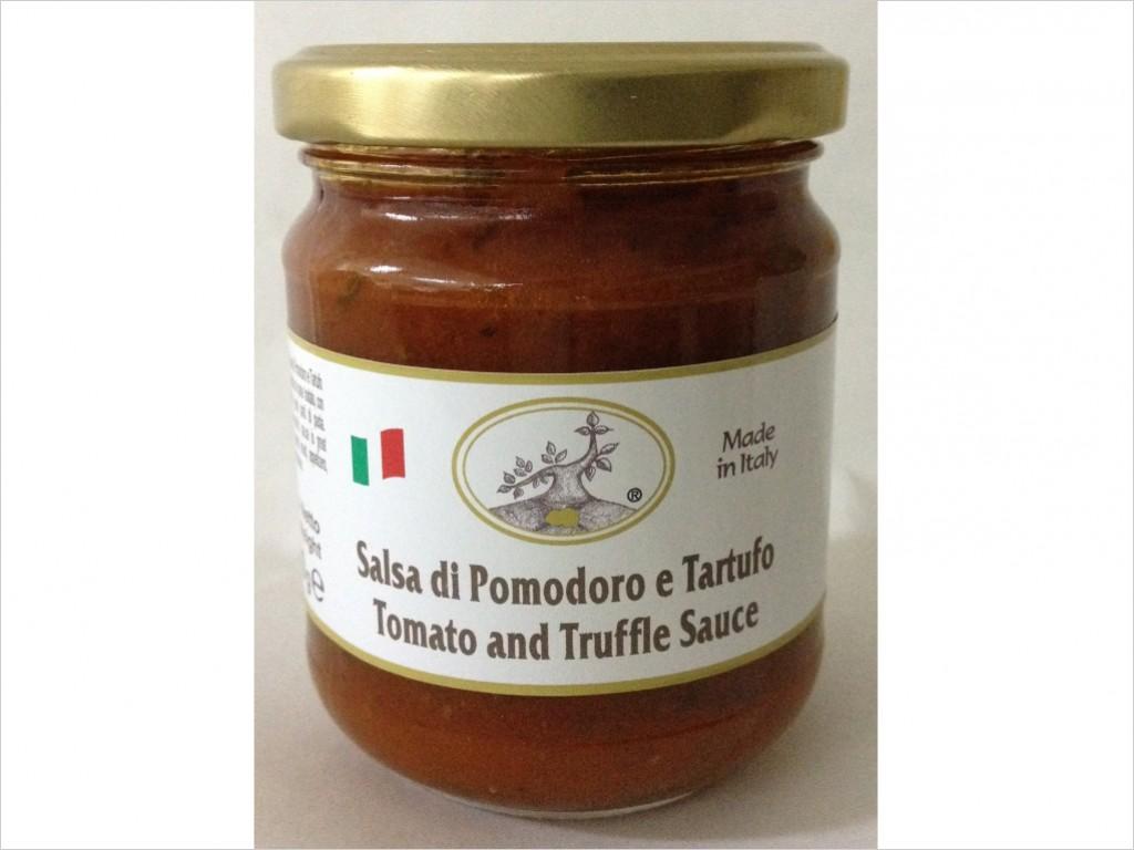 極品黑松露番茄醬 Truffle Tomato Sauce