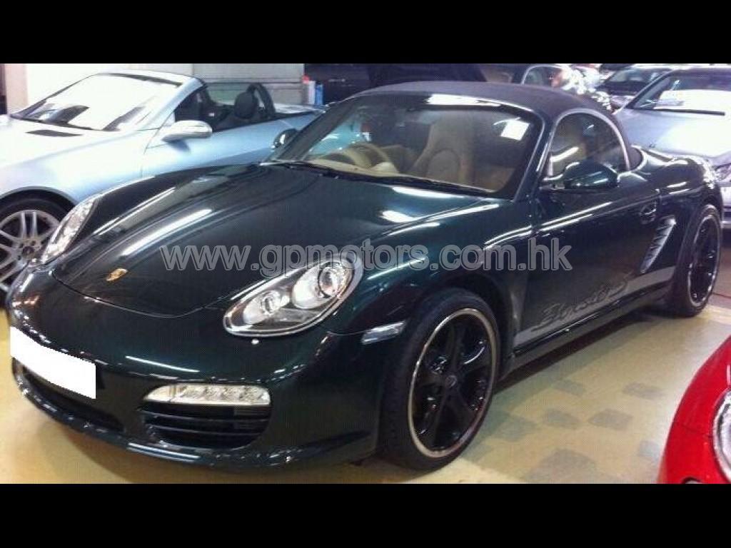 Porsche Boxster Conv.
