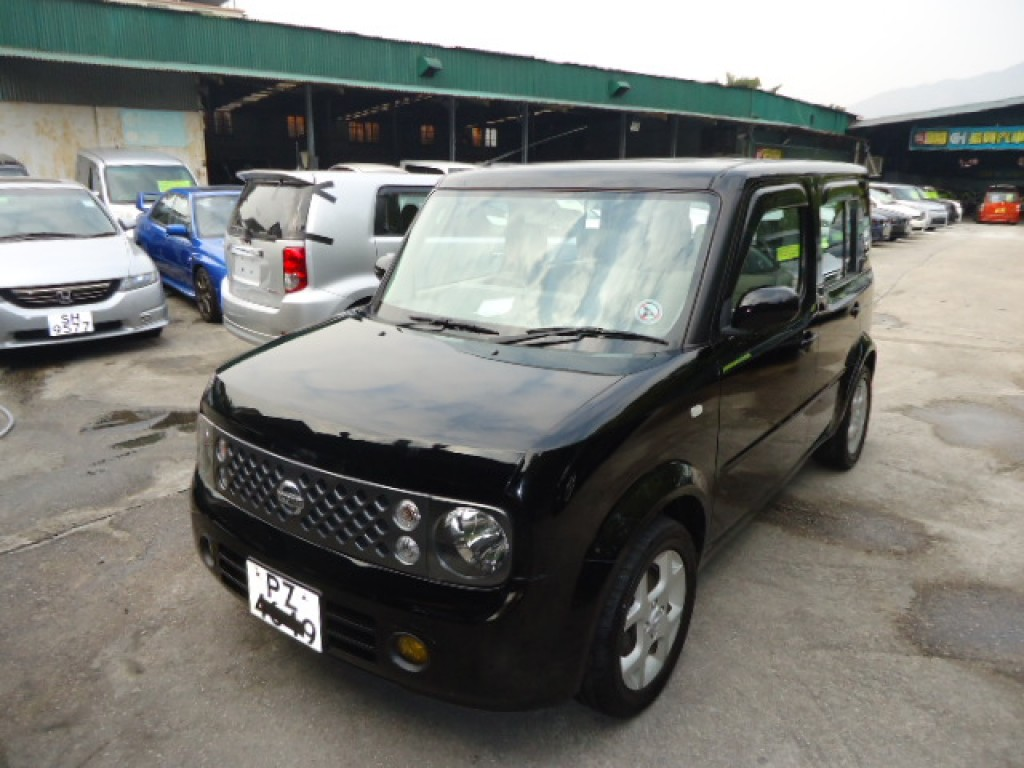 Nissan  CUBE 1.5