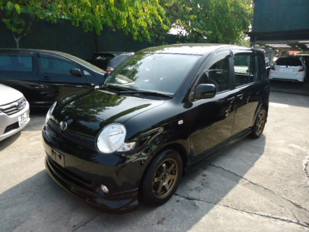 Toyota SIENTA G