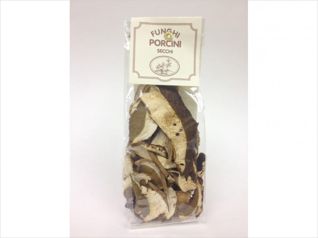 極品牛肝菌乾片 Dried Porcini Mushrooms