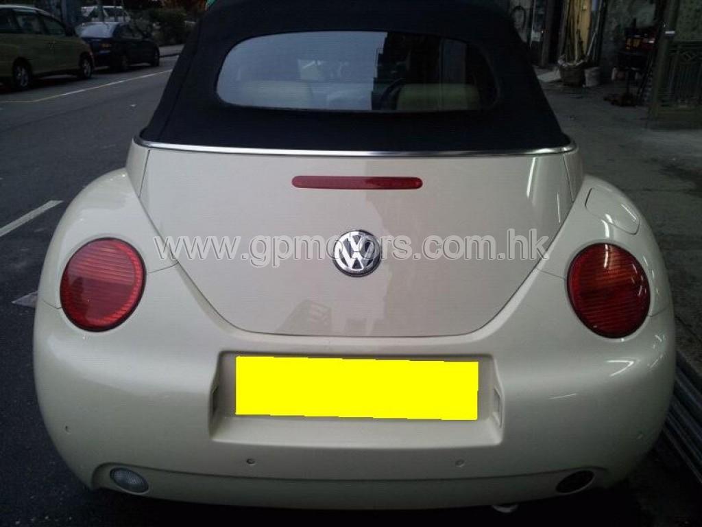 Volkswagen Beetle Conv.