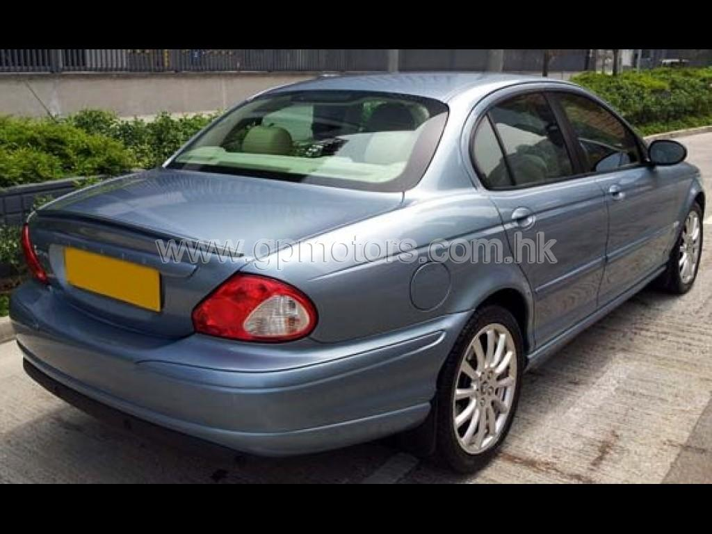 Jaguar X-Type 2.1 Sport