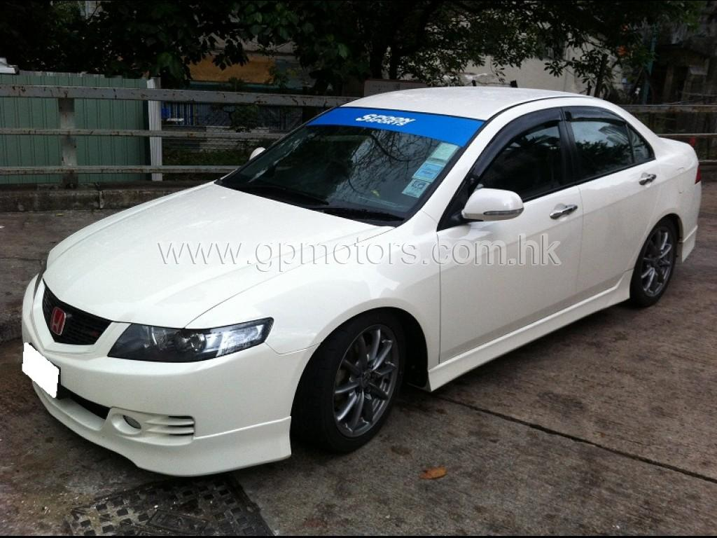 Honda Accord CL7