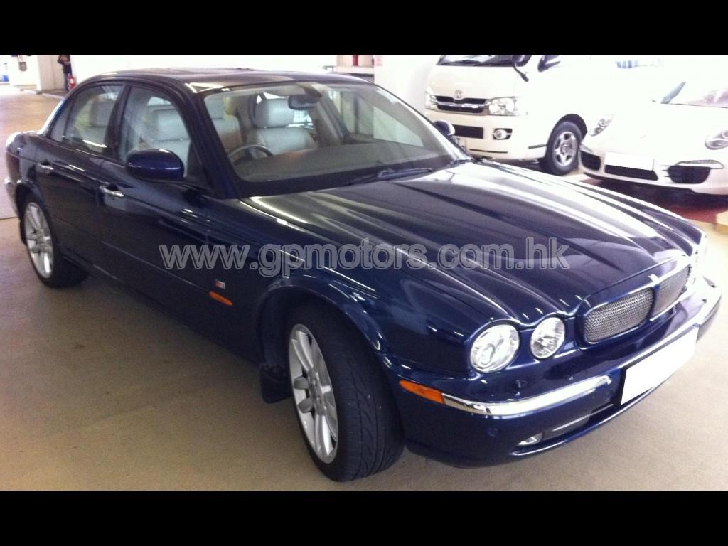 Jaguar XJR 4.2 Supercharged