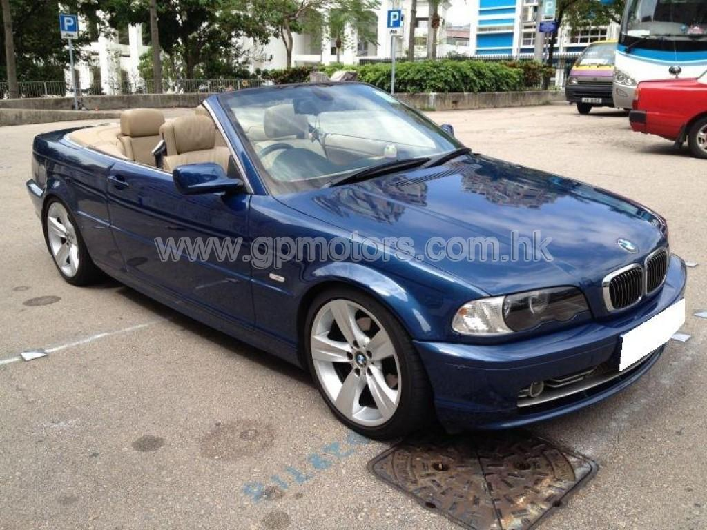 BMW  325IA Conv.