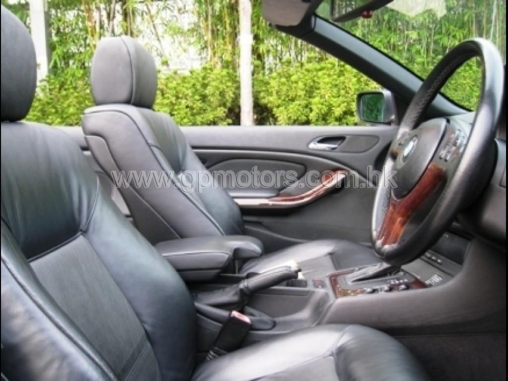 BMW  325 CI Cab.
