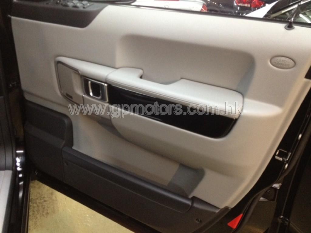 Land Rover Range Rover Supercharge V8