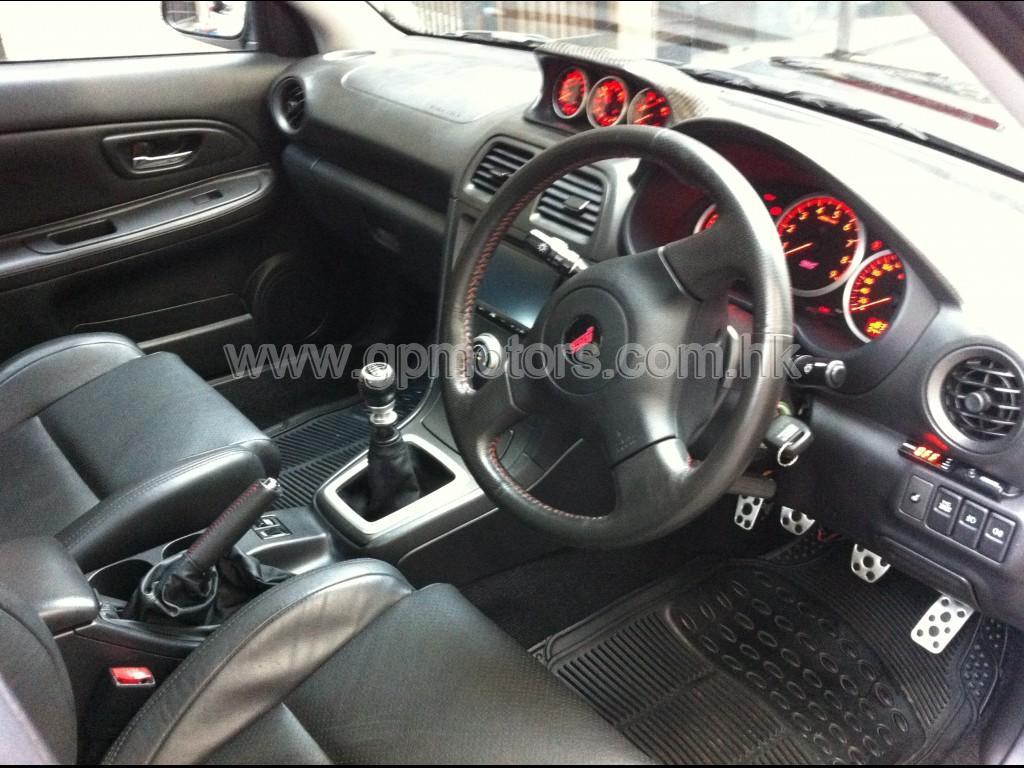 Subaru Impreza Stis 9
