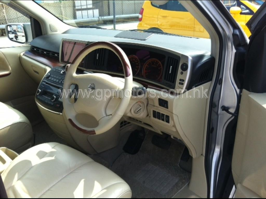 Nissan Elgrand 3.5V