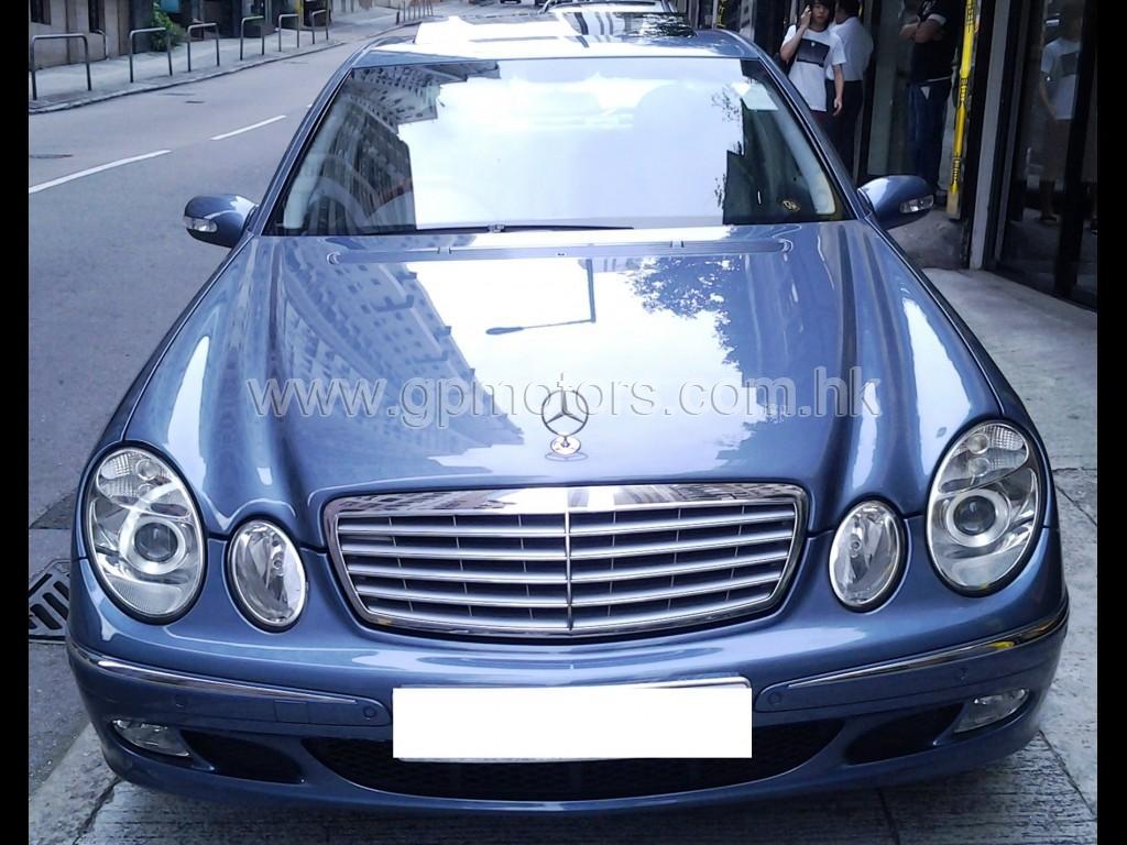 Mercedes-Benz E320 V6 Elegance