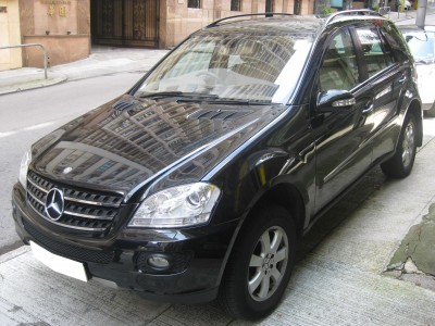 Mercedes-Benz ML350 Luxury