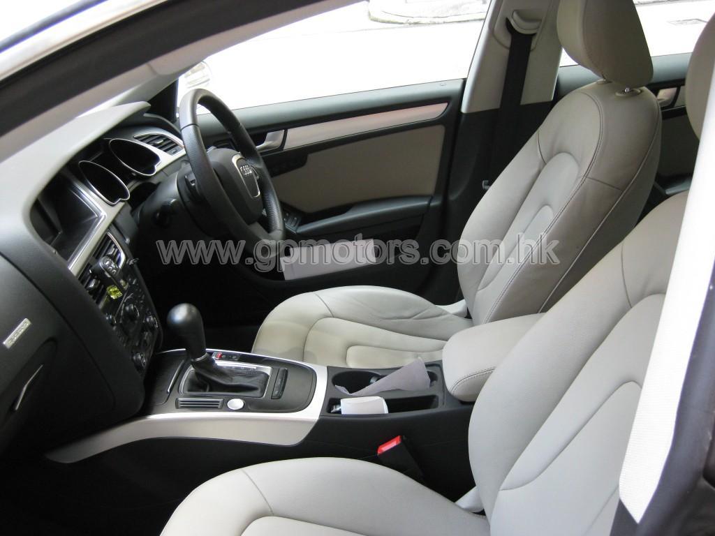 Audi A5 2.0T
