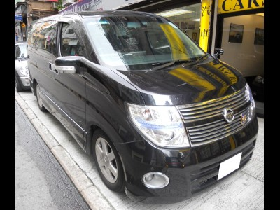 Nissan Nissan Elgrand Highway Star