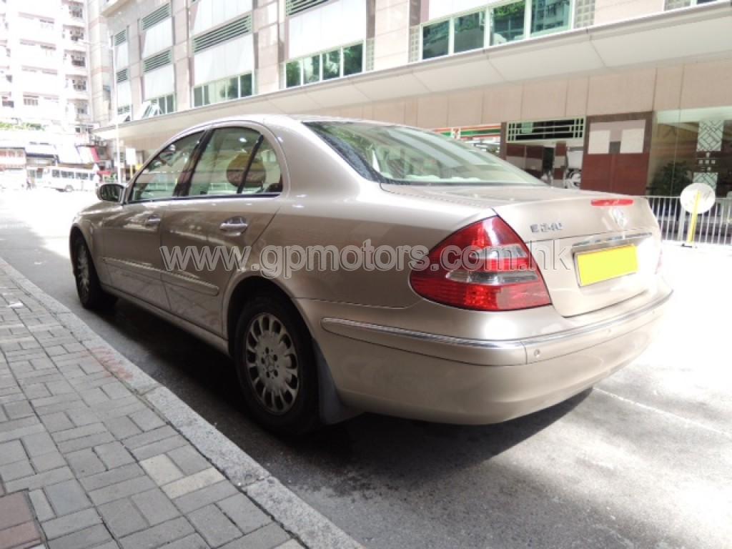 Mercedes-Benz E240 Elegance