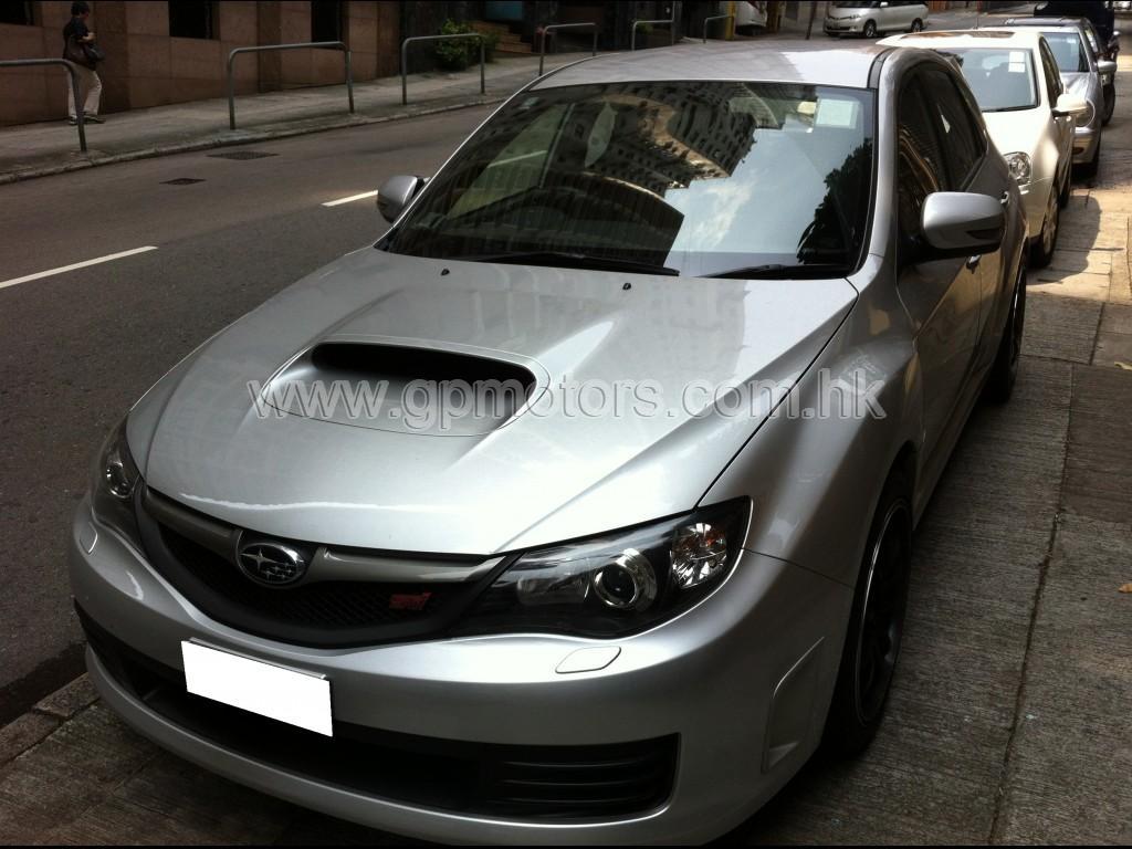 Subaru Impreza STI X