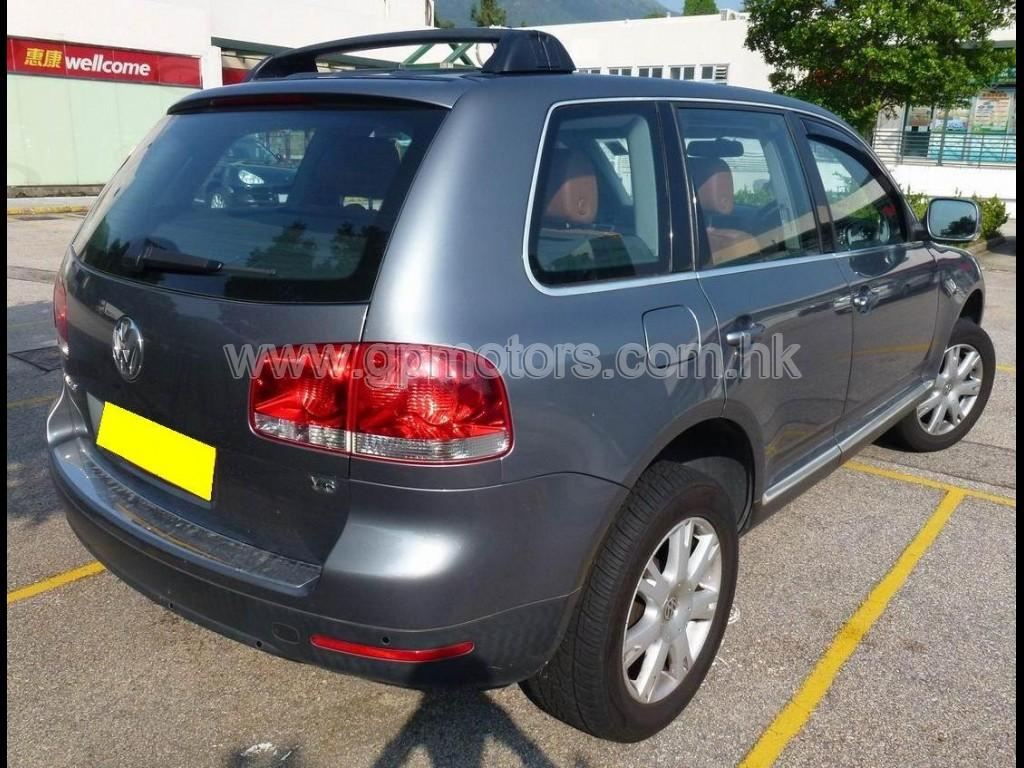 Volkswagen Touareg 3.2 Premium