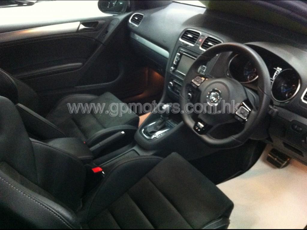 Volkswagen Golf R 2.0T