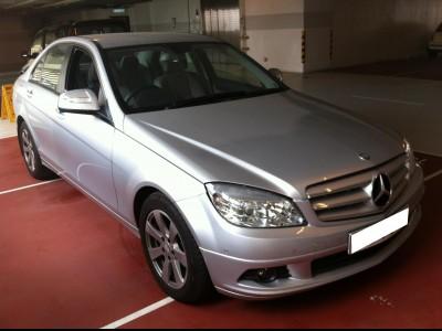 Mercedes-Benz C200K