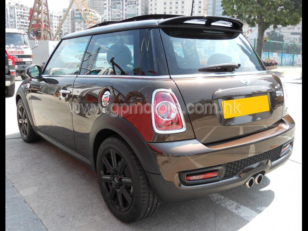 Mini Cooper S Automatic-Yours Edition