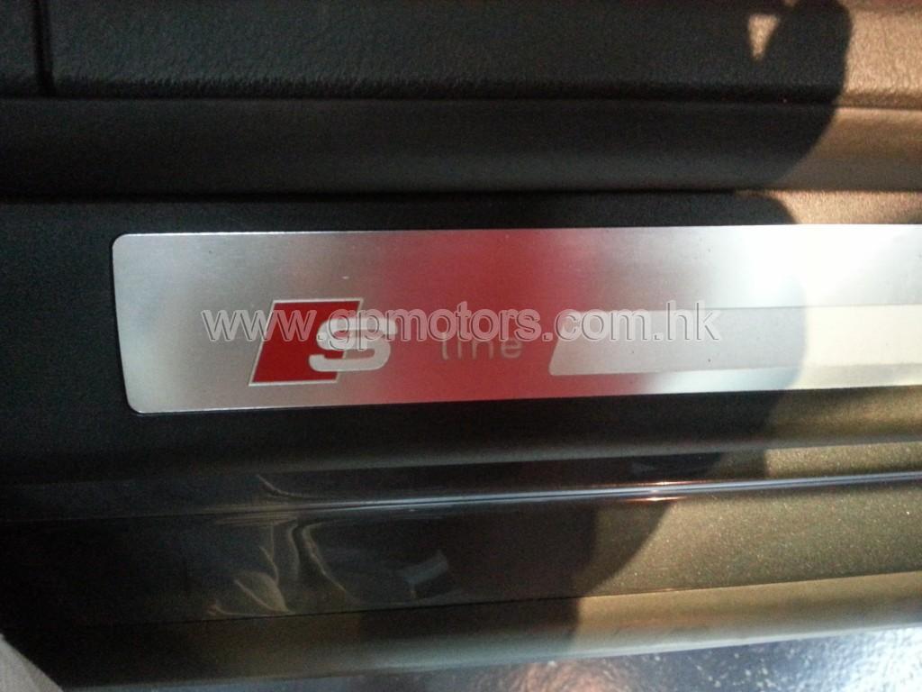 Audi A4 2.0 S-Line