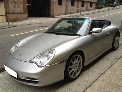 Porsche 996 C4 Cab.